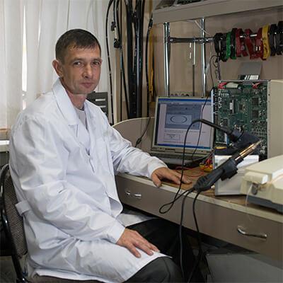 Мироненко Сергей Владимирович
